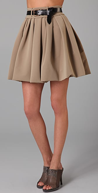 Preen By Thornton Bregazzi Saloon Skirt
