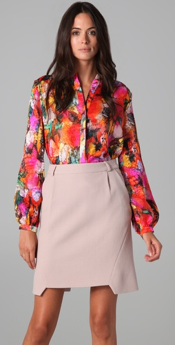 Preen Sunset Blouse