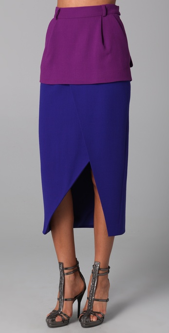 Preen By Thornton Bregazzi Carter Skirt