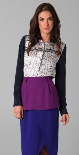 Preen Boarder Shirt