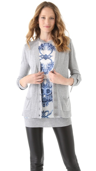 Preen By Thornton Bregazzi Kitten Cardigan