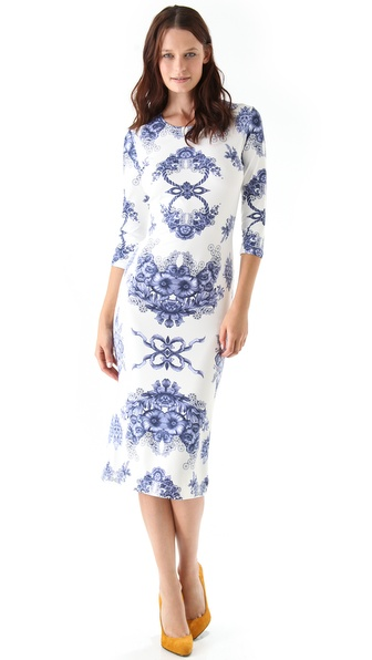 Preen By Thornton Bregazzi Daisy Dress