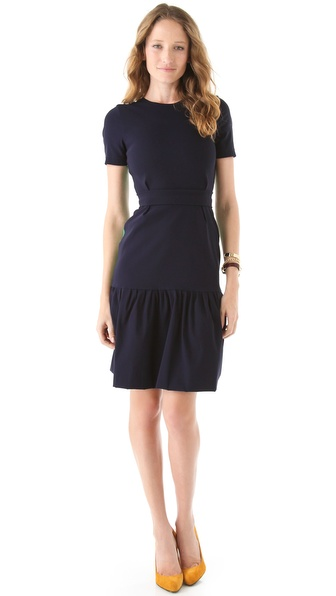 Preen Two Tone Basset Dress