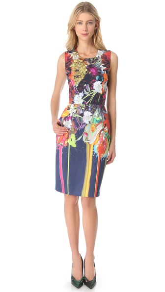 Preen Bloom Dress
