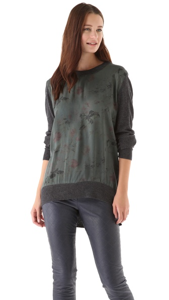 Preen Preen Line Sweater with Silk