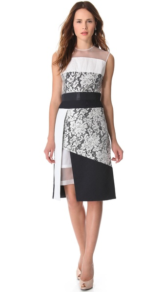 Preen By Thornton Bregazzi Tindra Dress