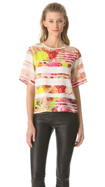 Preen Aster Top