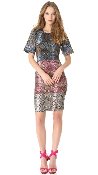 Preen By Thornton Bregazzi Alyssa Dress