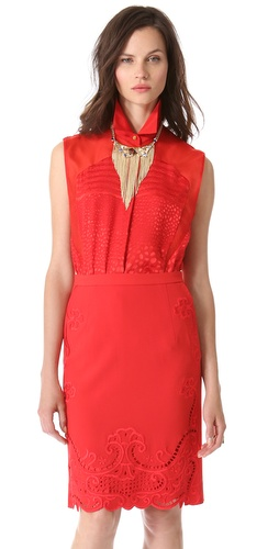 Preen Harley Sleeveless Blouse