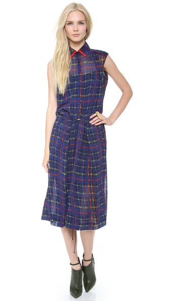 Preen By Thornton Bregazzi Preen Line Kelly Dress