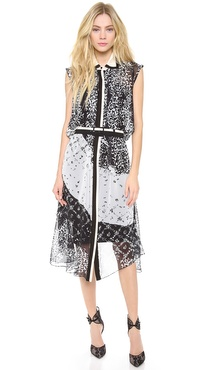Preen By Thornton Bregazzi Reuben Dress