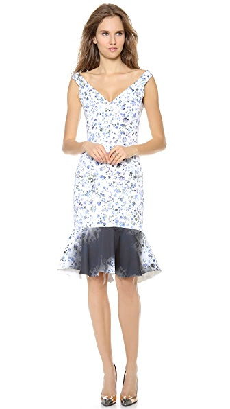 Preen By Thornton Bregazzi Morgan Dress