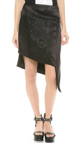 Preen By Thornton Bregazzi Flag Skirt