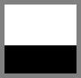 Black/White Flower Tile