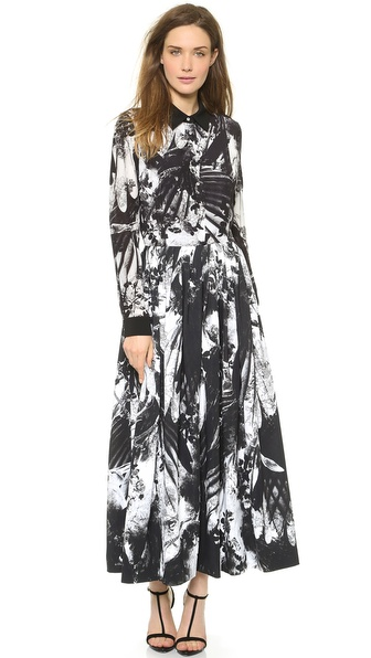 Preen By Thornton Bregazzi Hitchcock Dress