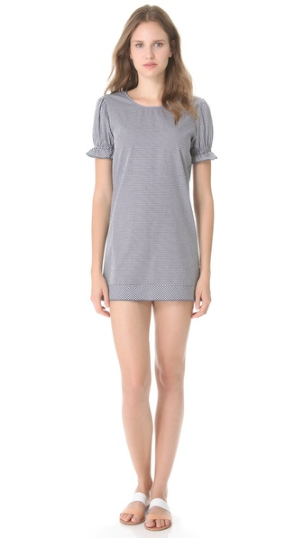 Pret-a-Surf Short Sleeve Cover Up Dress