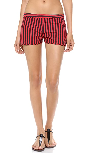 Pret-a-Surf Boy Shorts with Front Closure