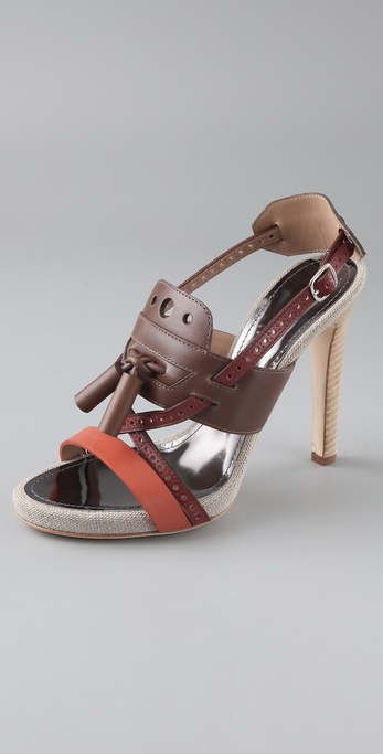 Proenza Schouler Multi High Heel Sandals
