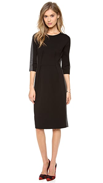 Paul Smith Black Label Milano Jersey Dress