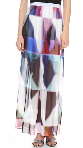 Paul Smith Black Label Maxi Skirt