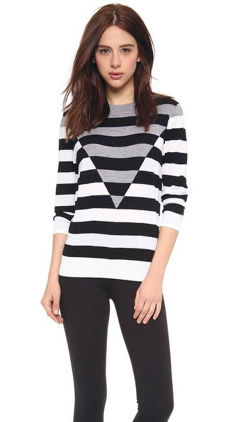 Paul Smith Black Label Stripe Sweater