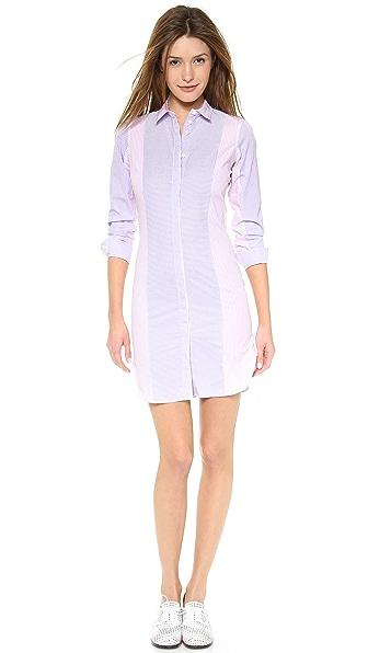 Paul Smith Black Label Stripe Shirtdress