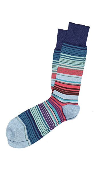 Paul Smith Summer Stripe Socks