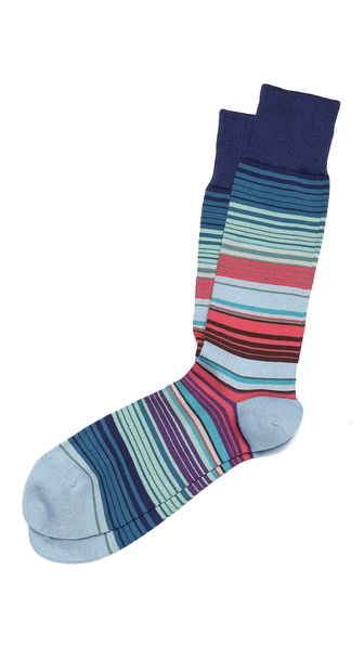 Paul Smith Summer Stripe Socks
