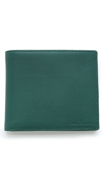 Paul Smith Billfold & Coin Wallet