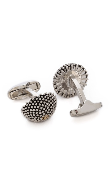 Paul Smith Oxi Ball Logo Cufflinks