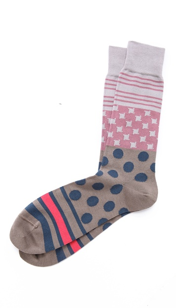 Paul Smith Polka Dot Socks