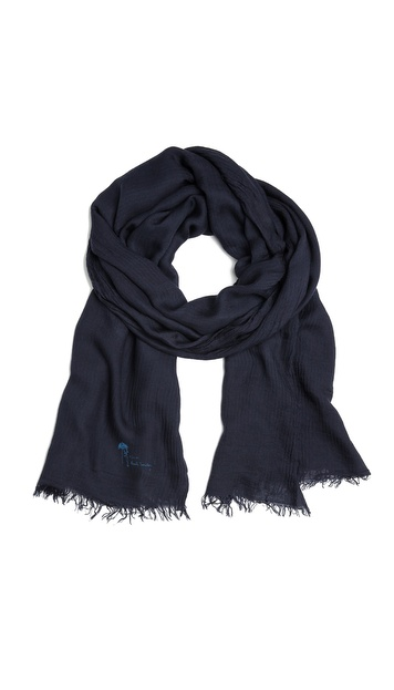 Paul Smith Modal Garment Dye Scarf