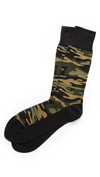 Paul Smith PS Camo Socks