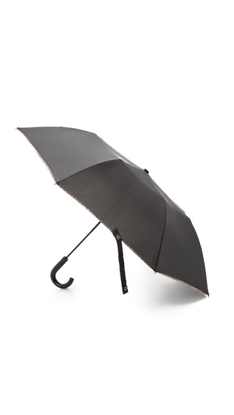 Paul Smith Multi-Stripe Trim Umbrella