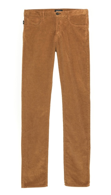 Paul Smith Jeans 5 Pocket Corduroy Pants