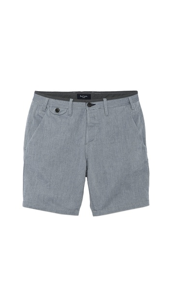 Paul Smith Jeans Herringbone Shorts