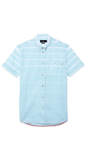 Paul Smith Jeans Short Sleeve Shirt