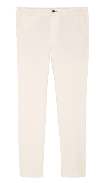 Paul Smith Jeans Slim Fit Trousers - White
