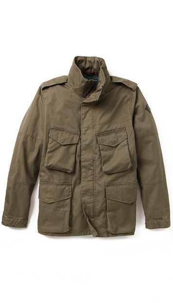 Paul Smith Jeans Field Jacket