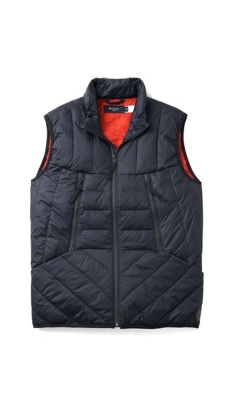 Paul Smith Jeans Down Vest
