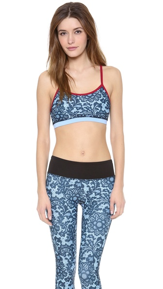PRISMSPORT Lace Sports Bra