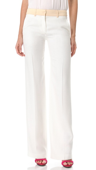 Peter Som Wide Leg Pants