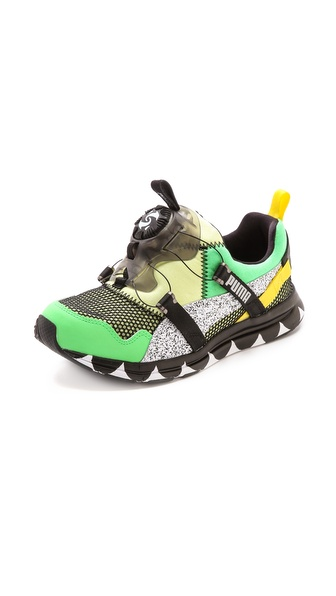 PUMA Puma x Solange Girls of Blaze Disc Tire Sneakers