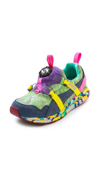 PUMA Puma x Solange Girls of Blaze Disc Rainforest Sneakers