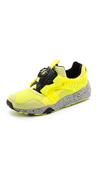 PUMA Select Disc Blaze Mesh Evolution Sneakers