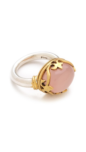 push BY PUSHMATAaHA The Small Monarch Ring