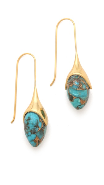 push BY PUSHMATAaHA Water Tribe Earrings