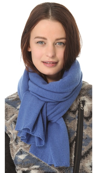 QUINN Basic Cashmere Scarf