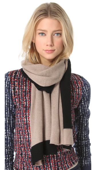 QUINN Rae Cashmere Scarf