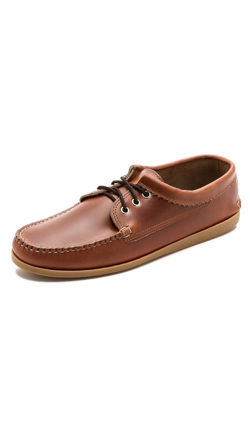 Quoddy Camp Sole Bluchers